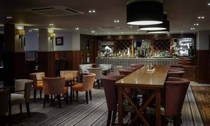 bar lounge doubletree by hilton stratford-upon-avon